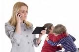 Mamás: ¿Cuánto es mucho tiempoconectadas?